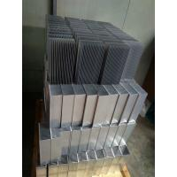 Buy Precision Cutting 6063 T5 CNC Machining Aluminium Heat Sink Profiles 100MM at wholesale prices