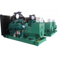 Quality Open Type Silent Diesel Gensets 450KW CUMMINS Engine Backup Power Supply for sale