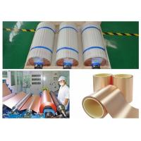 Quality Black Electrolytic Copper Foil , ISO High Tensile Strength PCB Foil Copper for sale