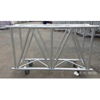 Quality Heavy Duty Aluminum Square Truss 1100mm X 600mm Durable For Trade Show for sale