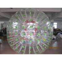 Buy Inflatable Hamster Ball For Humans zorb ball at wholesale prices