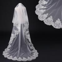 Quality Lace Wedding Veil 0014 for sale