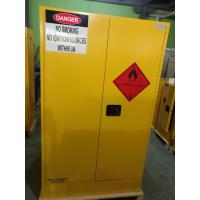 Quality Flammable Liquid Safety Storage Cabinets Combo, Fireproof  Safety Storage Cabinets 250Litre for sale