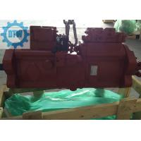 Quality Red Komatsu PC300 Excavator Specs Piston Type Hydraulic Pump K5V140DTP-9N29 for sale
