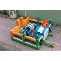 Buy Happy winter inflatable playground for sale at wholesale prices