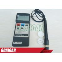 Quality Black Lutron Concrete Wood Moisture Tester With Large LCD Display for sale