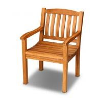 Quality outdoor furniture wooden armchair teak chair for sale