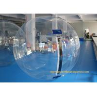 Quality 2m Dia Inflatable Hamster Water Balls , Zorbing Bubble Runner Giant Walking Ball for sale