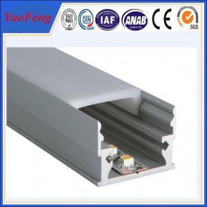 Quality Best Grade Aluminium profile led ,aluminium led lighting profile , OEM Aluminium extrusion for sale
