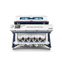 Quality Global Leading Infrared Color Sorter Machine With Three Major Intelligences for sale