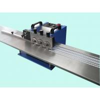 Quality PCB Depanelizer With High Speed Steel Blades For LED Strip Cutting for sale