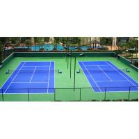 Quality Colorful Basketball Court Flooring Self Leveling Layer Coating SGS Certificated for sale