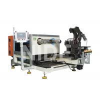 Quality Coil Expanding And Stator Winding Inserting Machine , Two Working Stations for sale