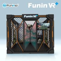 Buy cheap Indoor Outdoor Shooting Game Simulator / Interesting VR Game Machine from wholesalers