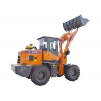 Buy 930 1.6ton Hydraulic Front End Loader , Customized Articulated Mini Bucket at wholesale prices