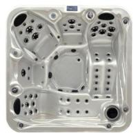 Quality Fiberglass Hydro Whirlpool SPA for Family and Friends for sale