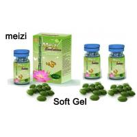 China Meizi Evolution Botanical Soft Gel Capsules 100% natural hebal Weight Loss Supplements on sale