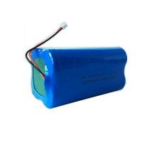 Quality Rechargeable IEC62133 10Ah Li Ion 3.7 V Battery 1C Discharge for sale