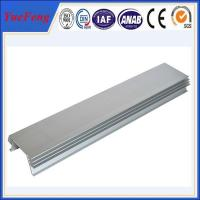 Quality aluminium extrusions 6061 manufacturer, customized aluminium profile led factory for sale