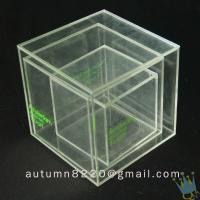 Quality BO (52) acrylic cap display case for sale