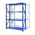 Quality 3 / 6 Multi Levels Book Storage Steel Pallet Teardrop Racks For Garments for sale