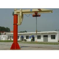 China 0.5 T ~20 T Cantilever Slewing Jib Crane With Swivel 360 Degree For Warehouse on sale