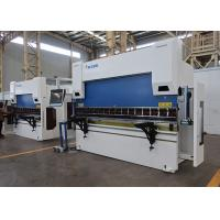 Buy cheap 125 Ton 3100mm 6-Axis CNC Hydraulic Press Brake Bending Machine with DELEM DA66T CNC from wholesalers