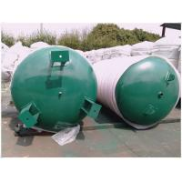 Quality 7560 Gallon Ingersoll Rand Air Compressor Storage Tank With Inspection Hole for sale