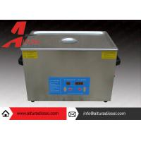 Buy Industrial 480W Ultrasonic Parts Washer Single Frequency 27000ml at wholesale prices