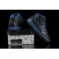 Quality Jordan Pro Classic shoes 363141 041 black blue for sale
