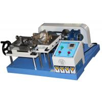 Quality Leather Testing Equipment , Crumpling Resistance Crocking Test Machine for Rubber Coated Fabrics JIS K 6328 for sale