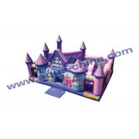 Quality Inflatable Princess Castle Playground for sale