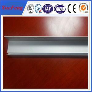Quality Aluminum extrusion solar panel frame/ Aluminum solar profile frame for sale