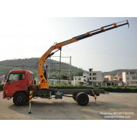 China Dongfeng truck crane 10 Tons Crane Truck 16T GW sale  low price  WhatsApp:8615271357675 on sale