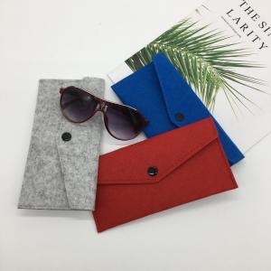 Quality custom microfiber sunglasses pouches or glasses bag holder.size:9cm*18cm. 2mm microfiber. for sale