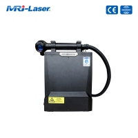 Quality Buy Backpack Fiber Laser Cleaning Machine 100W 150W To Remove Stain for sale