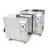 Quality Rust Removing Ultrasonic Machine From Metallic Parts Asted Parts / Gun Parts for sale