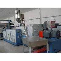Quality 600mm - 2500mm Plastic Sheet Production Line Of Single Screw Plastic Extruder for sale