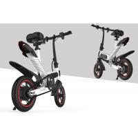 Quality Mini Ladies Electric Bike Stable Stucture , 36V Lithium Electric Powered Bicycles for sale