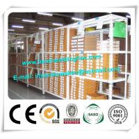 China Light Duty Shelving Cold Formed Steel Sections , Angle Steel Pallet Racking Syetem on sale