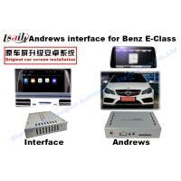 Quality Benz NTG 4.5 Android Auto Interface Multimedia Video Interface For 2012 Version for sale