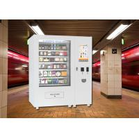 Quality Body Lotion Bath Products Kiosk Vending Machine for Hotel , 22 Inch Touch Screen for sale