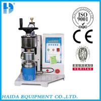 Buy cheap Electronic Carton Bursting Tester , Semi-automatic Box Burst Tester / Paper Testing Equipments from wholesalers