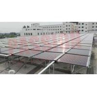 China Glass Pipe Foaming Manifold Solar Collector Non Pressurized For Solar Water Heating Project on sale