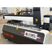 Quality Fully Automatic CNC Fiber Laser Tube Cutting Machine With Dual Interchangeable Tables for sale