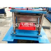 Quality High Speed Metal Roof Roll Forming Machine , Roofing Roll Formers PLC Control System for sale