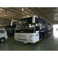 Buy Aluminum body airport transfer bus with cummins engine and thermo king air at wholesale prices