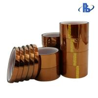 Die Cutting Polyimide Film Tape , High Temperature Resistant Tape for sale