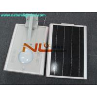 China 12w solar led light manufacturer in china on sale