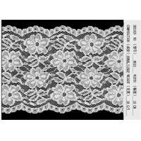 Buy Personalized Lingerie Lace Fabric Weave Mesh Lace For Clothes at wholesale prices